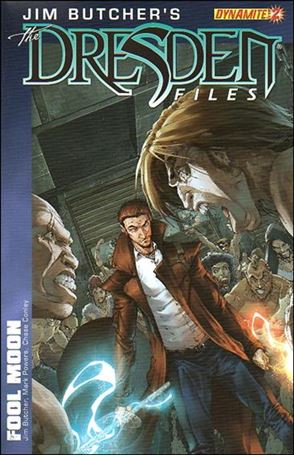 Jim Butcher's The Dresden Files: Fool Moon 2-A