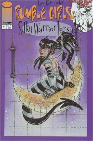 Rumble Girls: Silky Warrior Tansie 5-A