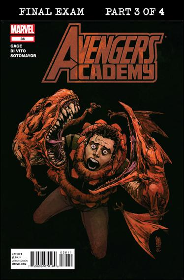Avengers Academy 36-A by Marvel