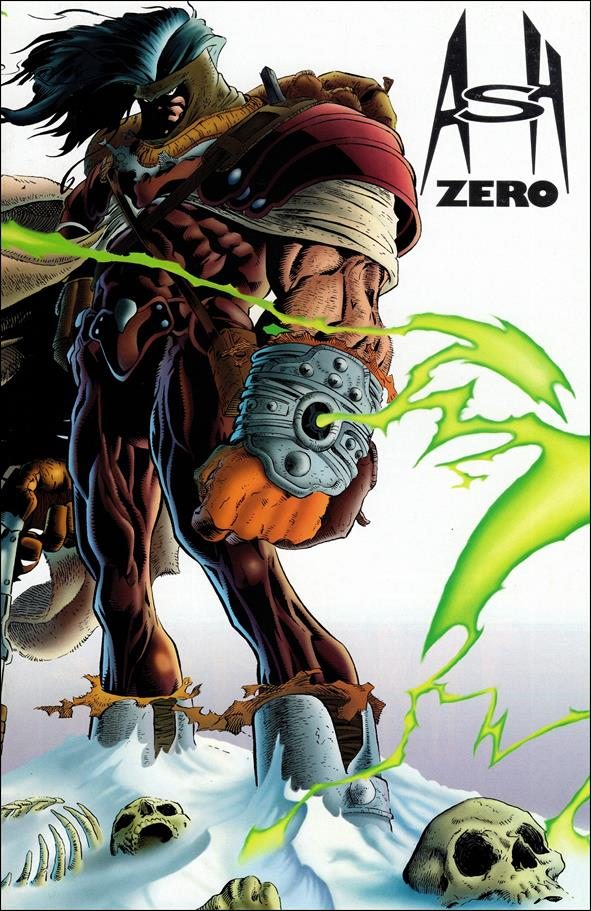 Ash Zero-B by Event Comics