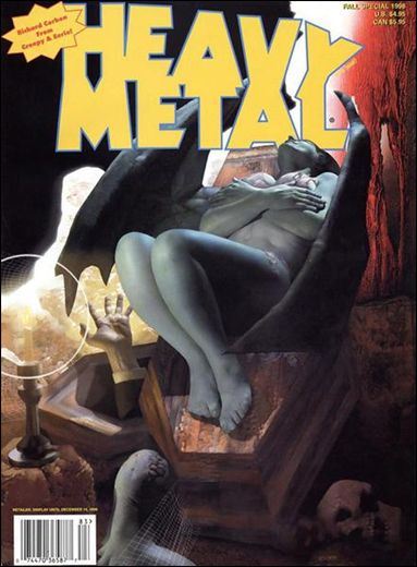 Heavy Metal: The Best of Richard Corben 1-A by HM Communications
