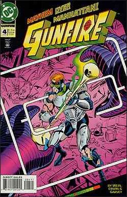 Gunfire 4-A by DC