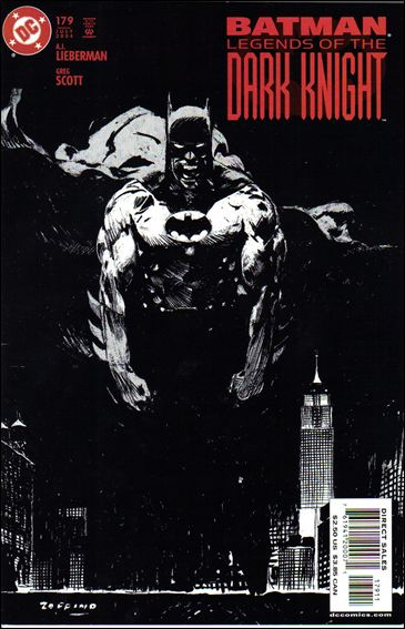 Batman: Legends of the Dark Knight 179-A by DC