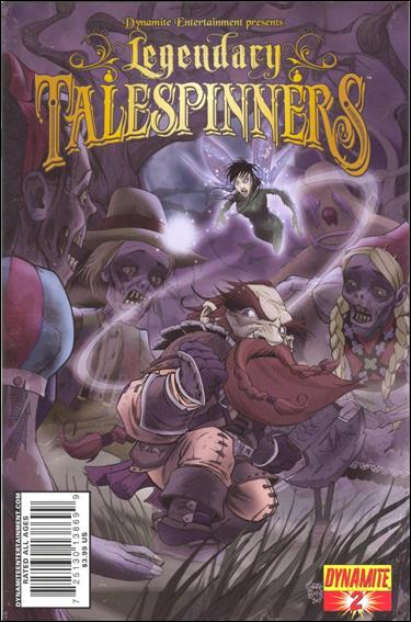 Legendary Talespinners 2-B by Dynamite Entertainment