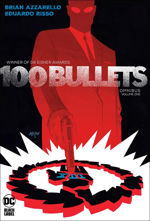 100 Bullets Omnibus 1-A by DC Black Label