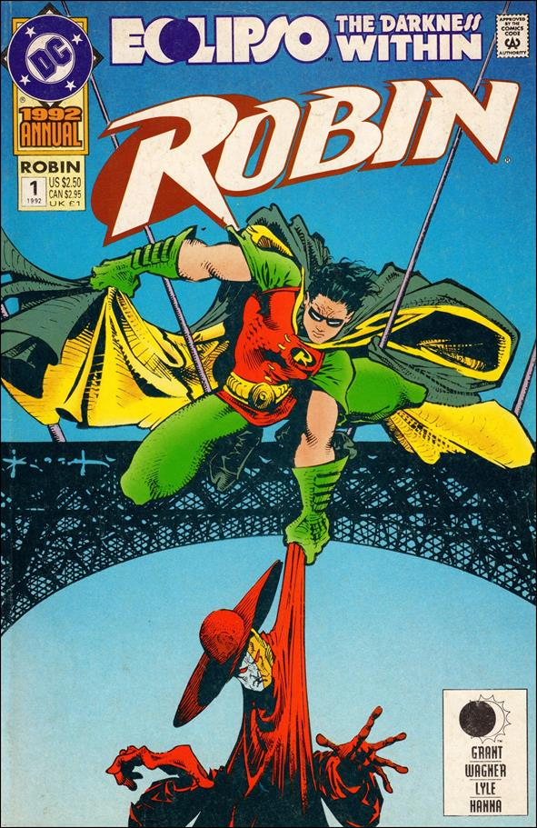 Robin Annual 1-A by DC