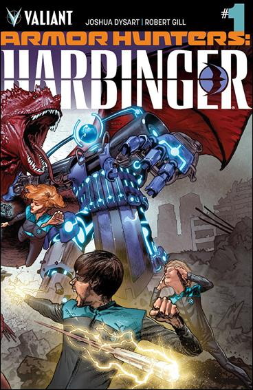 Armor Hunters: Harbinger 1-A by Valiant Entertainment