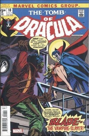 Tomb of Dracula (1972) 10-D