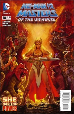 He-Man and the Masters of the Universe (2013) 18-A