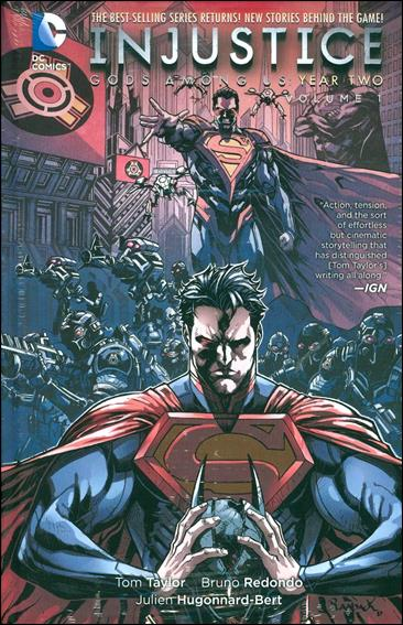Injustice Year Two  1-A by DC