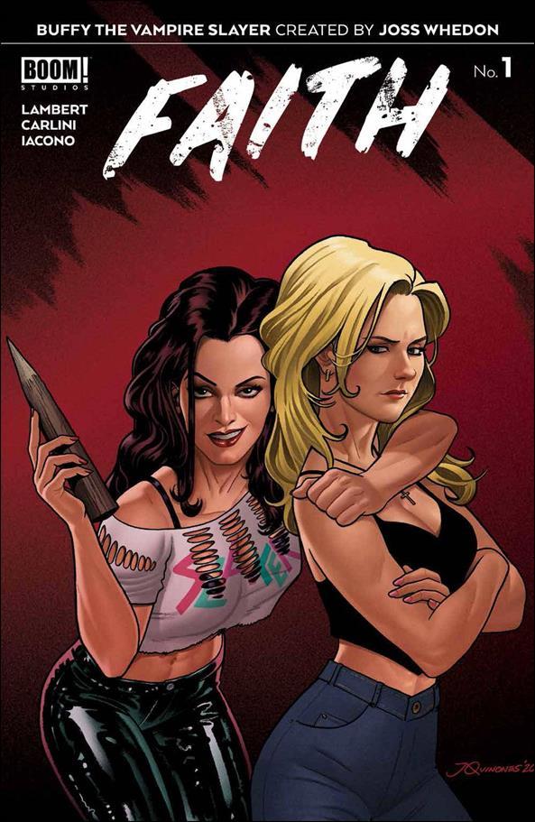 Buffy the Vampire Slayer: Faith 1-C by Boom! Studios