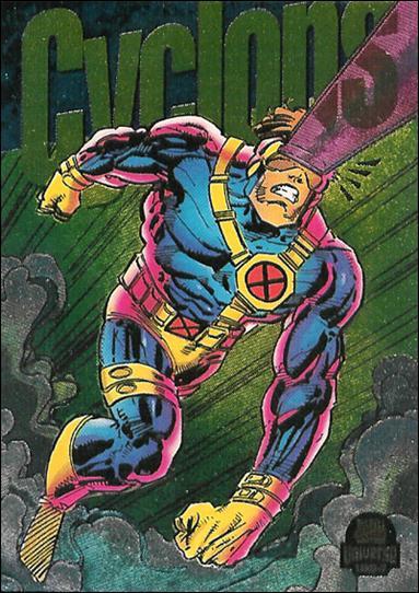 Marvel Universe: Series 5 (Power Blast Subset) 8-A by Fleer