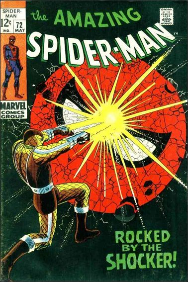 Amazing Spider-Man (1963) 72-A by Marvel