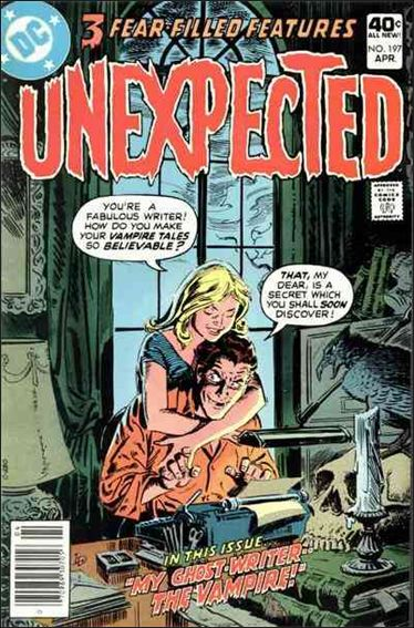 Unexpected (1968) 197-A by DC