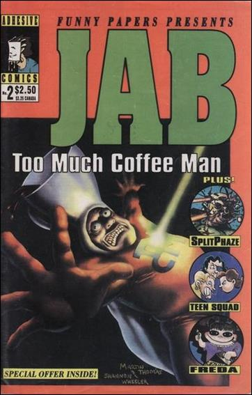 Jab 2-A by Adhesive Comics