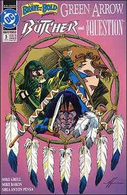 Brave and the Bold (1991) 3-A by DC