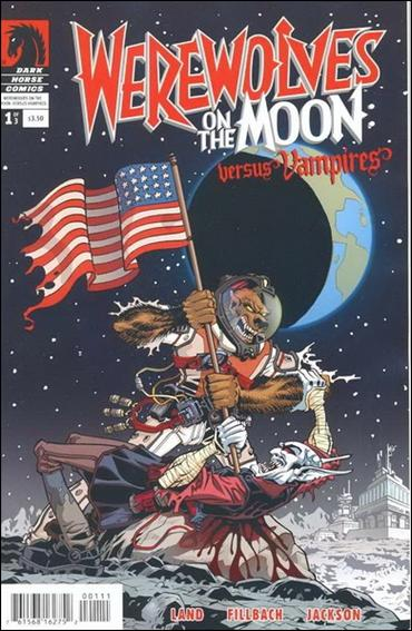 Werewolves on the Moon: Versus Vampires 1-A by Dark Horse