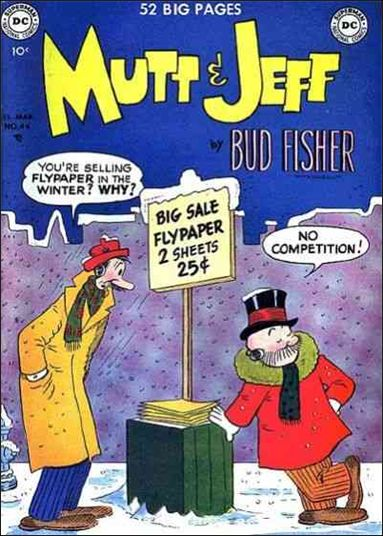 Mutt & Jeff 44-A by DC