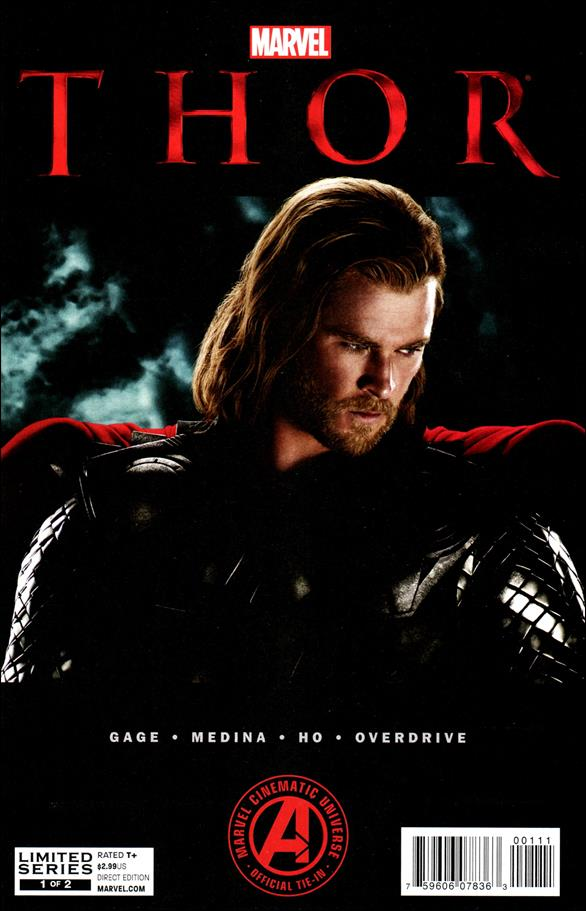 Marvel's Thor Adaptation 1-A by Marvel