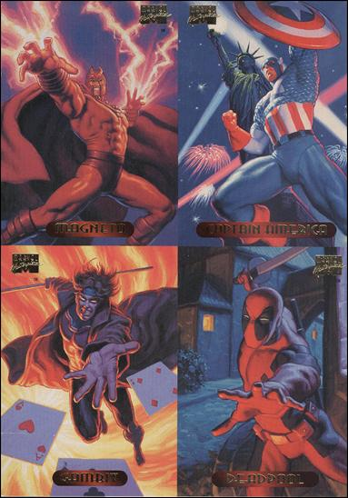 1994 Marvel Masterpieces (Promo) nn-A by Fleer