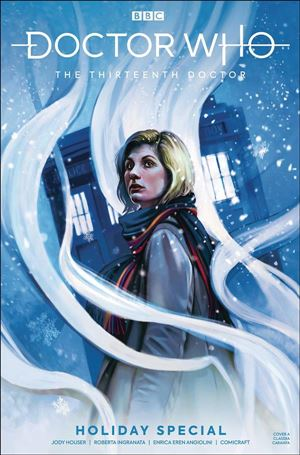 Doctor Who: The Thirteenth Doctor Holiday Special 1-A