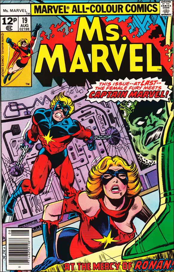 Ms. Marvel (1977) 19-B by Marvel