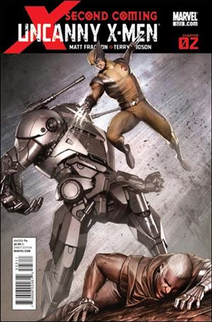 Uncanny X-Men (1981) 523-A