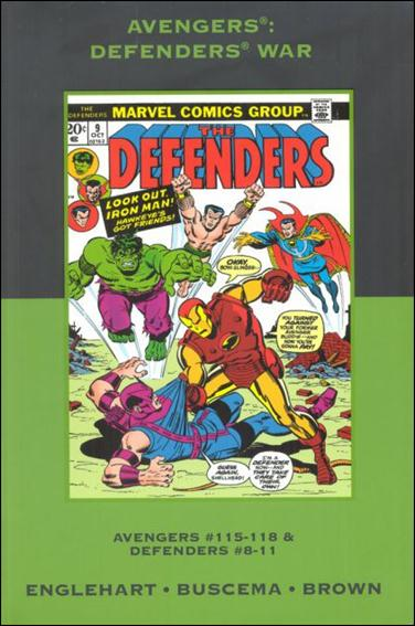 Avengers/Defenders War nn-B by Marvel