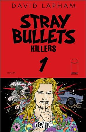 Stray Bullets: Killers 1-A