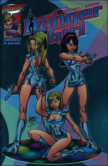 Danger Girl 1-C by Cliffhanger