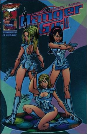 Danger Girl 1-C