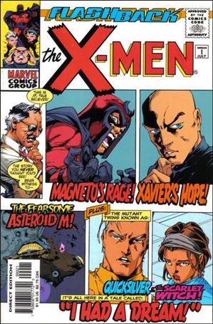 X-Men (1991) -1-B