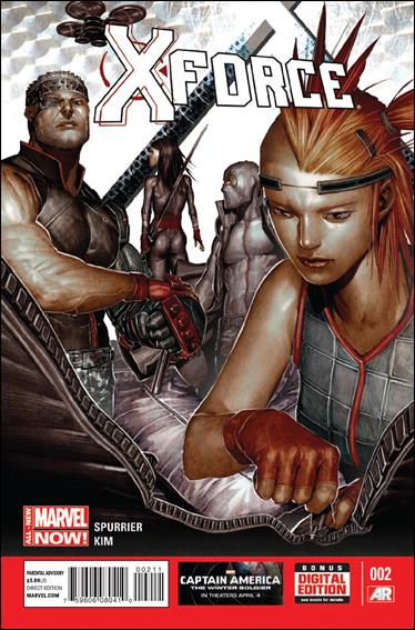 X-Force (2014) 2-A by Marvel