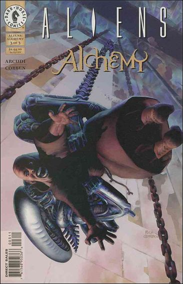 Aliens: Alchemy 3-A by Dark Horse