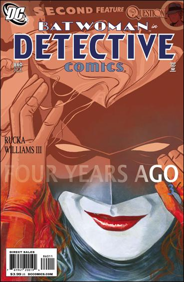 Detective Comics (1937) 860-A by DC