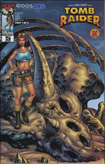 Tomb Raider: The Series 5-B by Top Cow