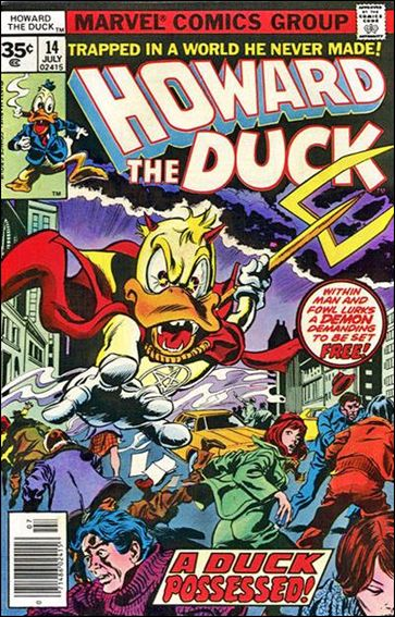 Howard the Duck (1976) 14-B by Marvel