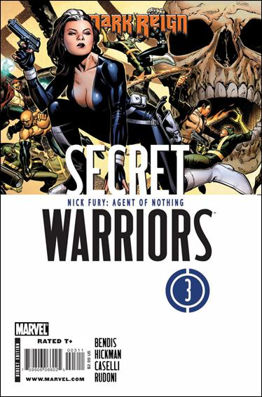 Secret Warriors (2009) 3-A by Marvel