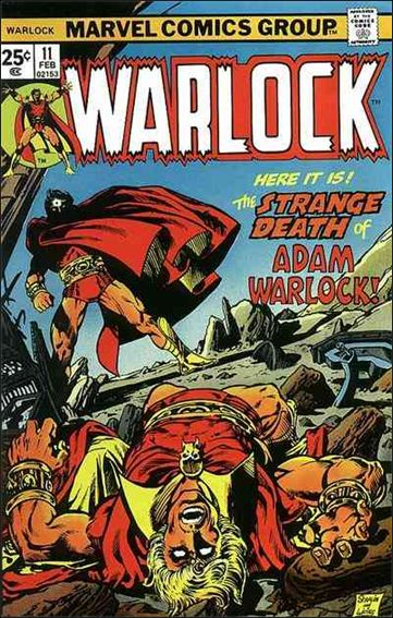 Warlock (1972) 11-A by Marvel