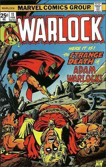 Warlock (1972) 11-A by Marvel