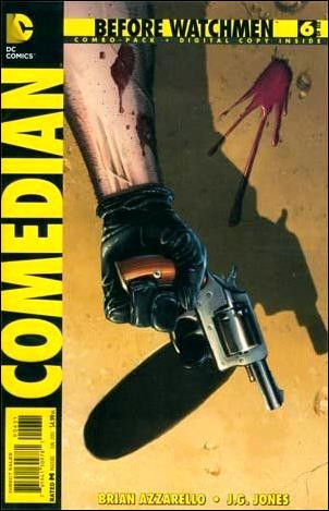 Before Watchmen: Comedian 6-B by DC
