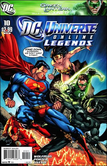 DC Universe Online Legends 10-A by DC