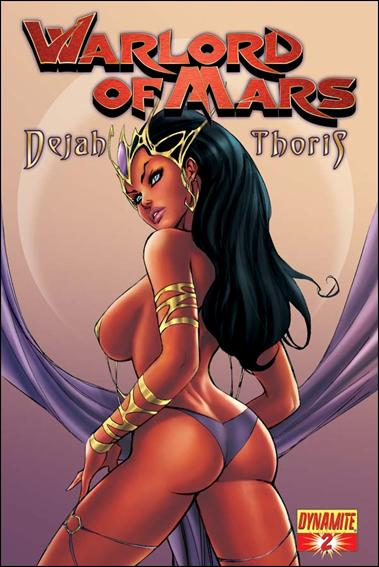 Warlord of Mars: Dejah Thoris 2-D by Dynamite Entertainment