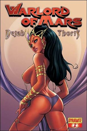 Warlord of Mars: Dejah Thoris 2-D