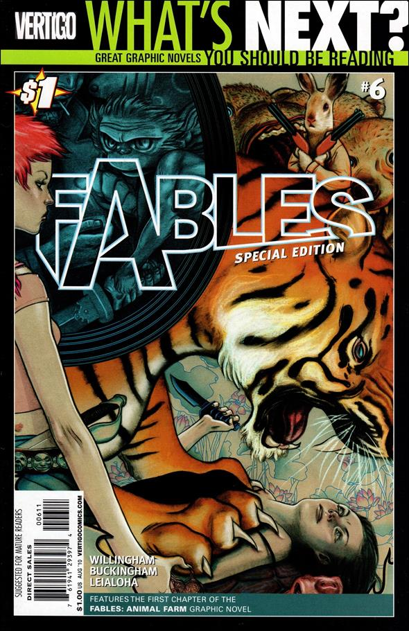 Fables 6-C by Vertigo