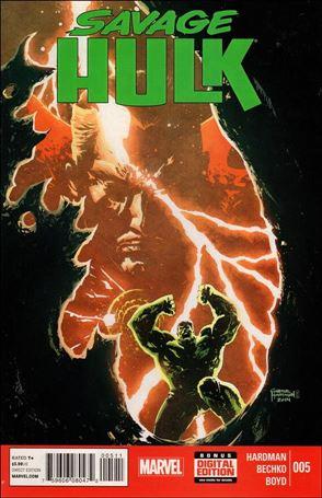 Savage Hulk (2014) 5-A