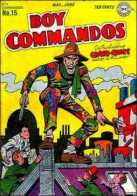 Boy Commandos (1942) 15-A by DC