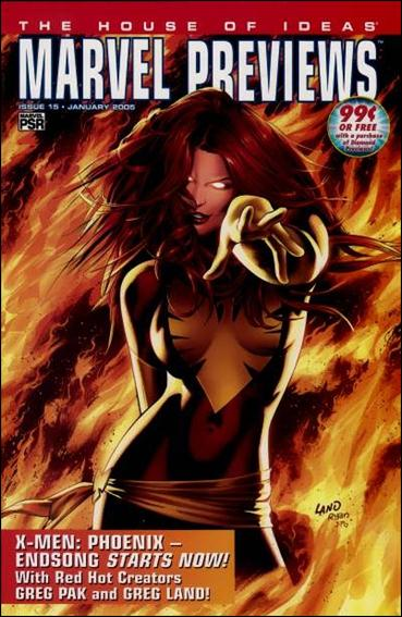 Marvel Previews (2003) 15-A by Marvel