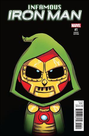 Infamous Iron Man 1-D