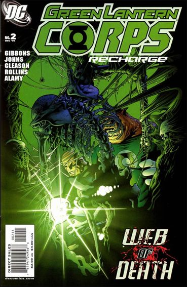 Green Lantern Corps: Recharge 2-A by DC